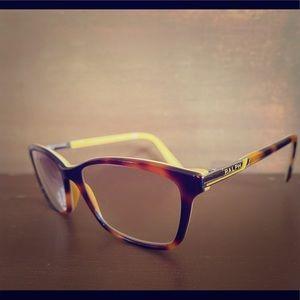 RALPH LAUREN tortoise eyeglasses